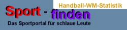 Sport-finden Handball WM Statistik Statistiken